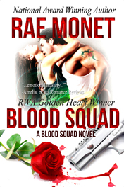 Blood Squad -- Golden Heart Winning Book Paranormal Romance